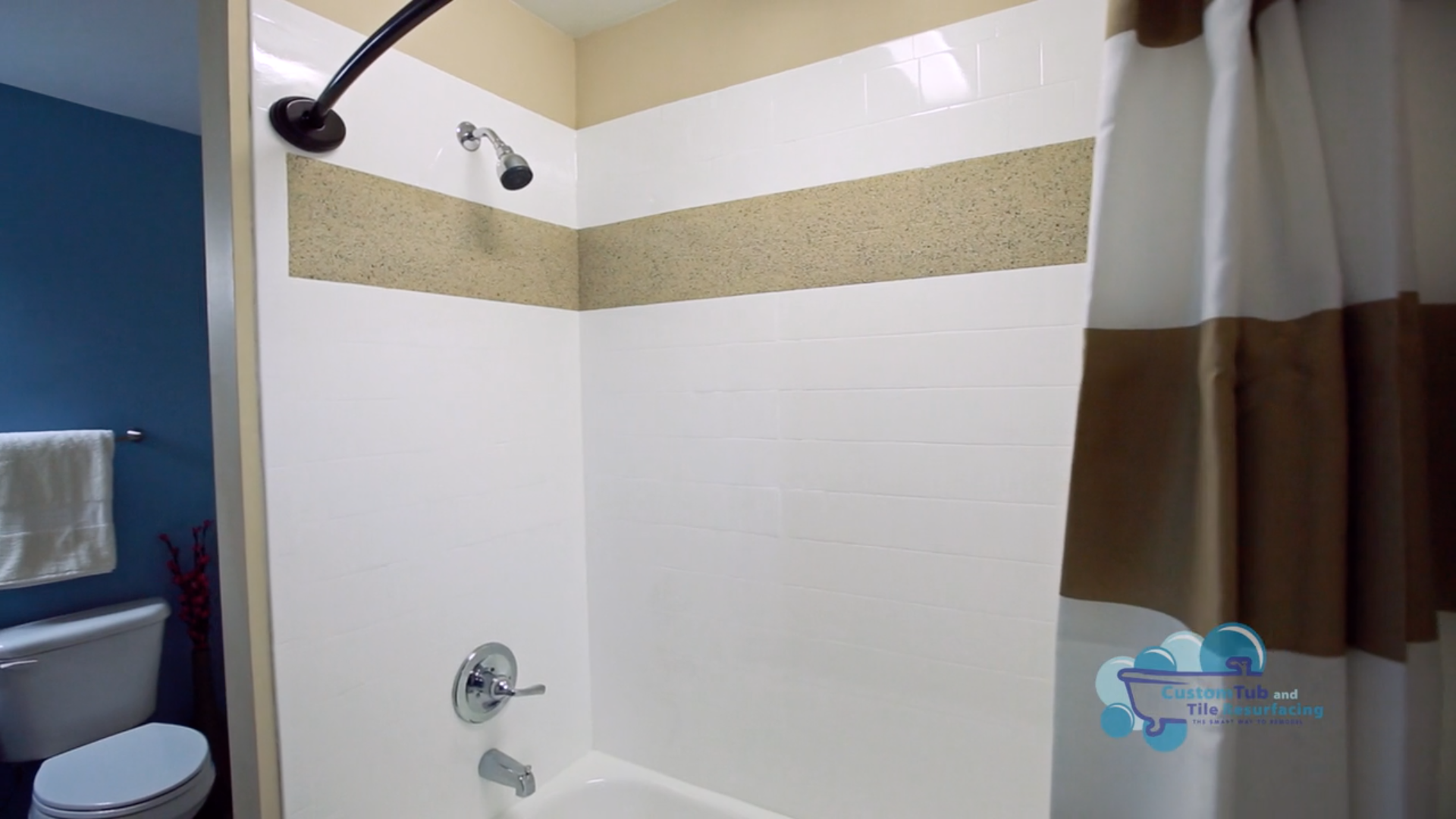 Bathtub Resurfacing & Refinishing | Custom Tub & Tile