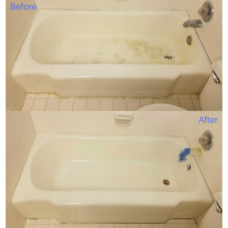before showroom resurfacing resurface mr tub connecticut