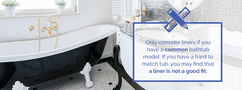 Is A Bathtub Liner A Good Idea Custom Tub And Tile Resurfacing