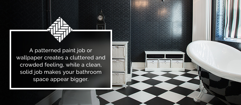 Paint Effects To Make A Room Look Bigger